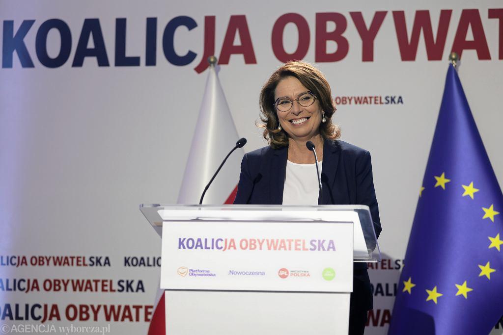 Konwencja Programowa Koalicji Obywatelskiej w Warszawie