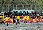 Żużel. Tłumy kibiców chciały obejrzeć historyczny mecz ekstraligi w Poznaniu. Odeszli z kwitkiem [ZDJĘCIA]