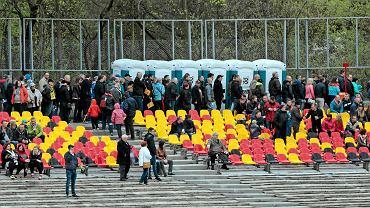 Odwołany z powodu złych warunków mecz żużlowej ekstraligi pomiędzy Betard Spartą Wrocław a ROW Rybnik w Poznaniu