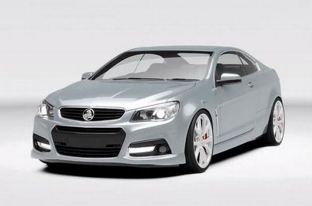 Holden VF Coupe Concept