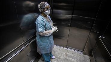 Śmiertelne żniwo koronawirusa w Brazylii
