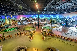 W Polsce powstaje nowy park rozrywki. Będzie jednym z największych w Europie [ZDJĘCIA]