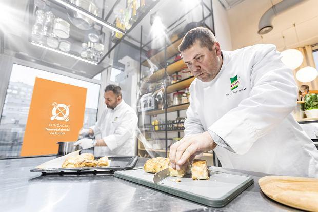 Pomaganie Przez Gotowanie Knorr I Fundacja Samodzielność Od Kuchni