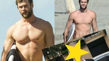 Chris Hemsworth, Liam Hemsworth