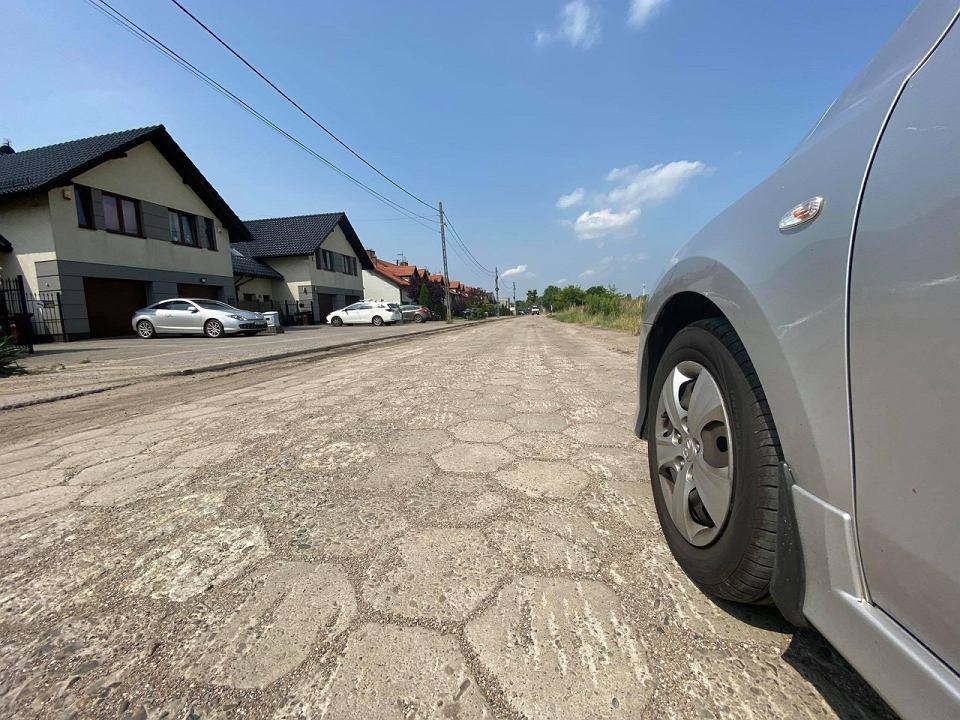 Fragment ulicy Kukułek w Sosnowcu zostanie zamknięty