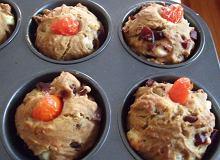 Wytrawne babeczki (muffinki) z burakami i kozim serem - ugotuj