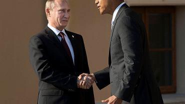 Putin nie chce siedzieć obok Obamy na G20. Użyje innego alfabetu