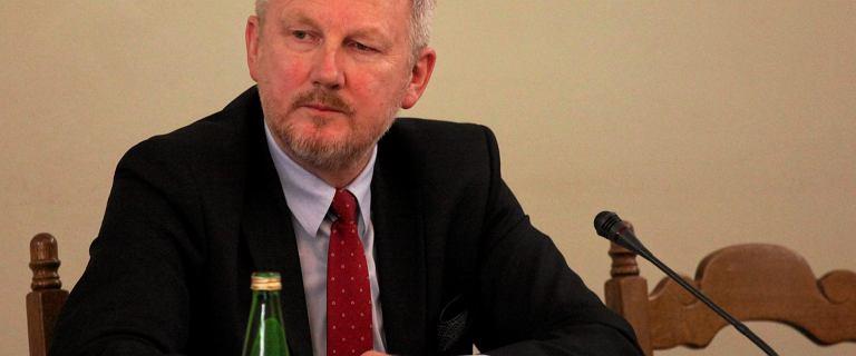 Wojciech Kwaśniak, były szef KNF, napisał oświadczenie