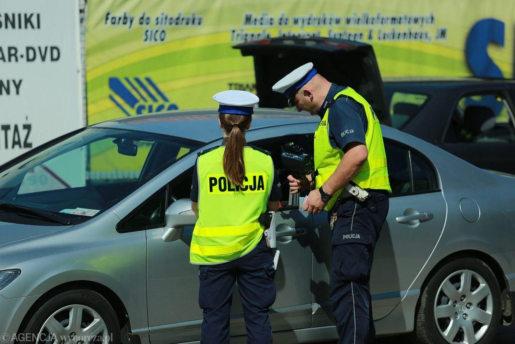 Policyjna kontrola