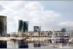 Z zapuszczonego portu zrobią w Gdyni luksusową dzielnicę mieszkaniową [ZDJĘCIA]