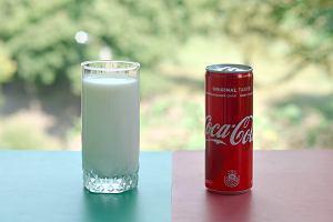 Ludzie piją... colę z mlekiem. Okazuje się, że to nie nowa moda, tylko coś, co robi się od lat