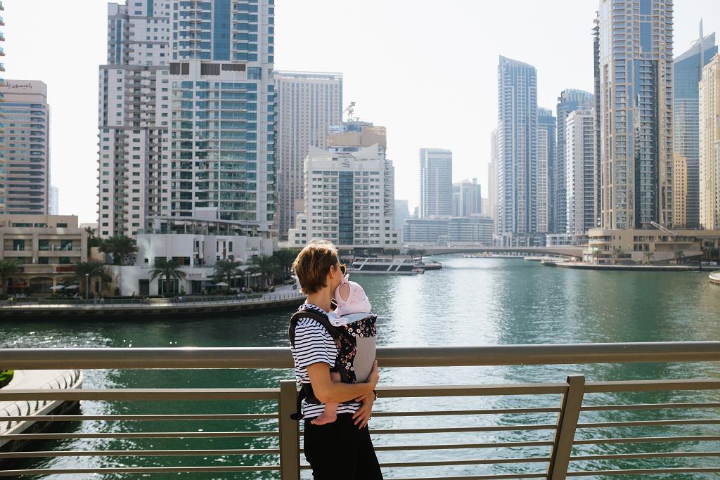 Ekspaci stanowią ponad 80 proc. mieszkańców Dubaju.
