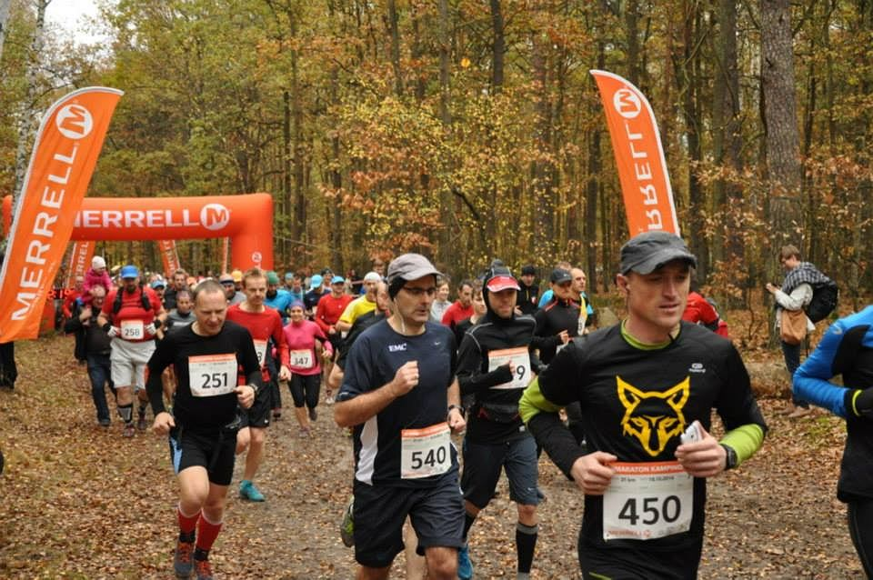 IV Maraton Kampinoski