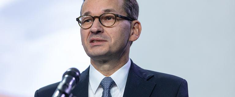 Mateusz Morawiecki: Polska odrzuca projekt unijnego budżetu
