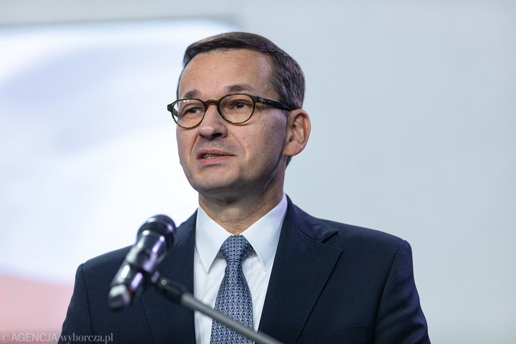 DWspolne oswiadczenie Jaroslawa Kaczynskiego i Mateusza Morawieckiego