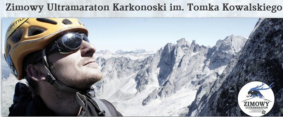 Pierwszy Zimowy Ultramaraton Karkonoski im. Tomka Kowalskiego
