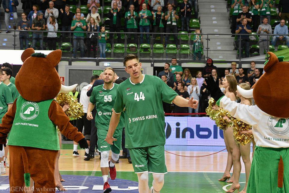 Zdjęcie numer 90 w galerii - Bez niespodzianek, CSKA dała Stelmetowi lekcję koszykówki [ZDJĘCIA]