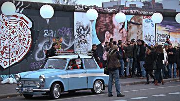 Obchody 25-lecia upadku Muru Berlińskiego
