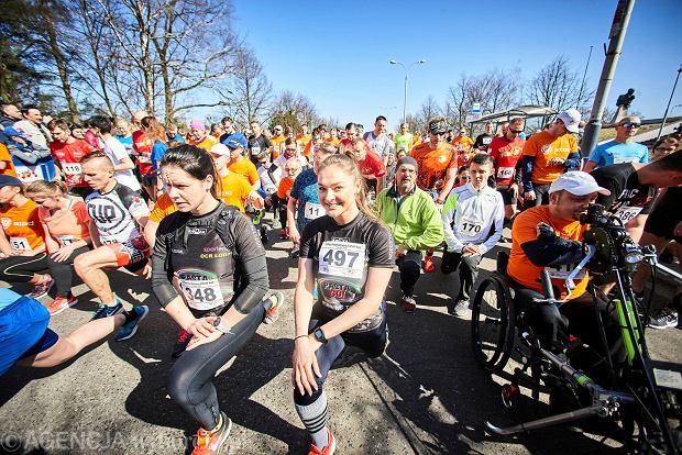 Zdjęcie numer 64 w galerii - Otwarcie sezonu biegowego w Łodzi.
