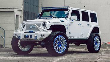 Jeep Wrangler MC Customs