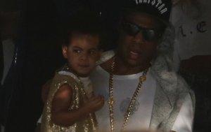 Blue Ivy, Jay-Z