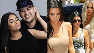 Blac Chyna, Rob Kardashian, Kim Kardashian, Kourtney Kardashian, Khloe Kardashian