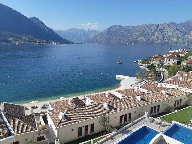 Boka Kotorska - europejski fiord najbardziej wysunięty na południe