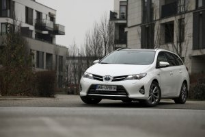 Toyota Auris Hybrid Touring Sports   Test długodystansowy cz. IV   Stworzona do miasta