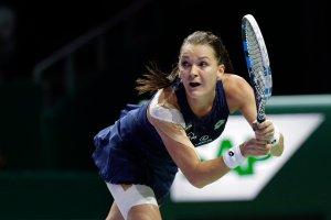 WTA Finals. Radwańska - Halep, mecz ostatniej szansy