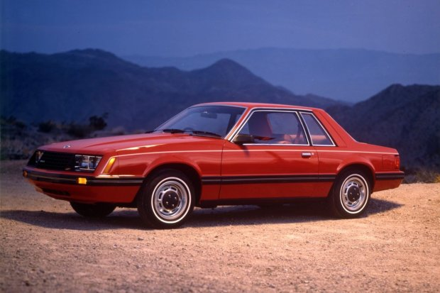 1980 Ford Mustang LX Coupe