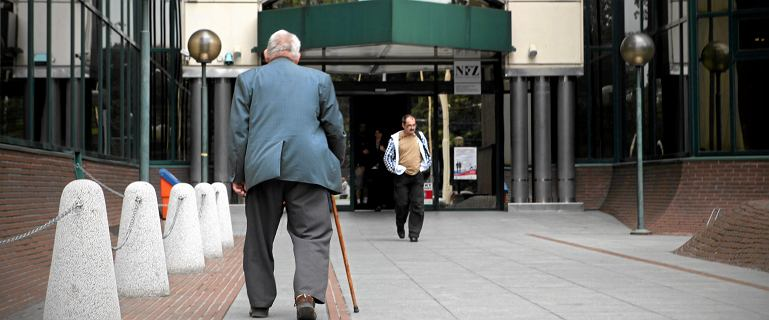 45 osób ma najwyższe emerytury. Rekordziści pracowali na nie ponad 60 lat
