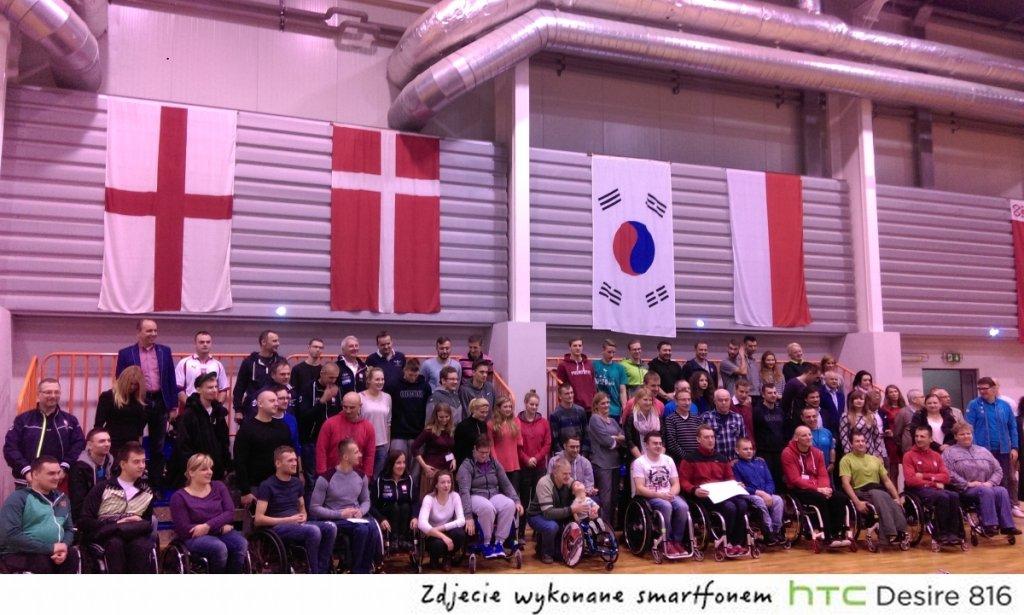 Zgrupowanie polskiej kadry paraolimpijskiej w Cetniewie