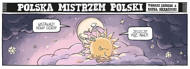 Zdjęcie numer 27 w galerii - Polska mistrzem Polski