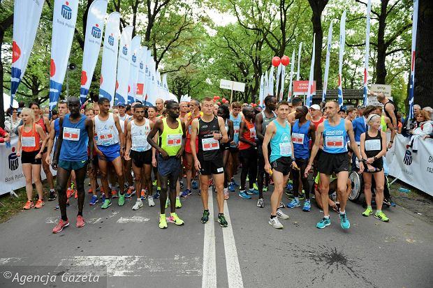 36. PKO Wrocław Maraton - jeden z największych biegów masowych w Polsce