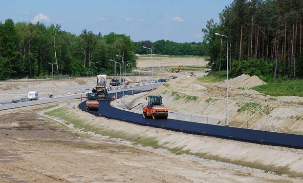 Budowa autostrady A4