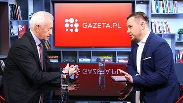 Bogusław Liberadzki w Porannej rozmowie Gazeta.pl