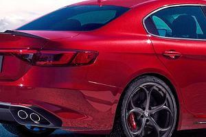 Alfa Romeo szykuje konkurenta dla BMW Serii 5