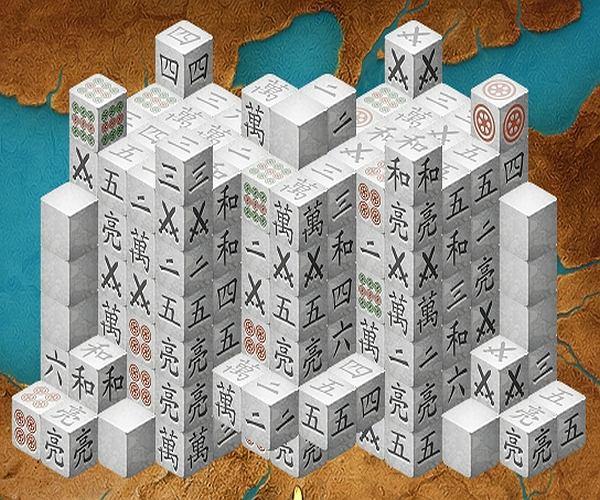 Trójwymiarowy mahjong