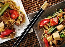 Warzywa stir-fry z tofu - ugotuj