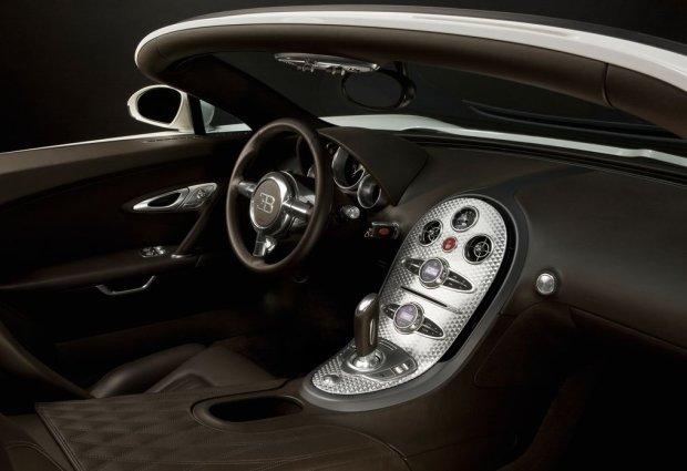 Bugatti Veyron Grand Sport Roadster 2008