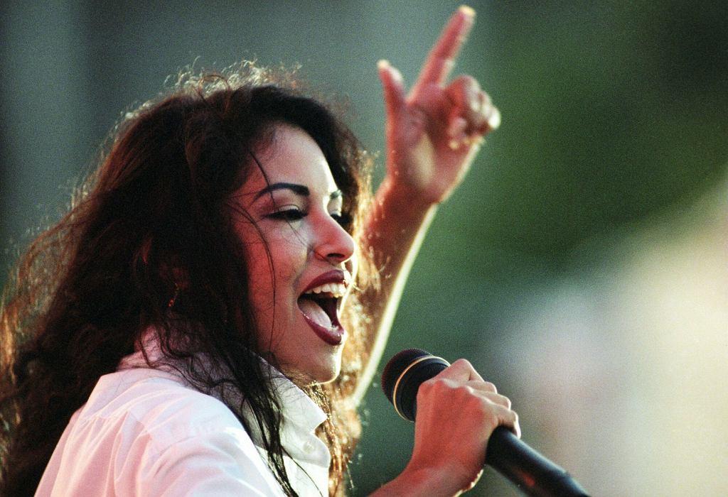 Selena Quintanilla-Pére