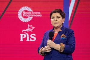 Beata Szydło: Trzynasta emerytura w kolejnych latach pod warunkiem, że PiS zwycięży w wyborach