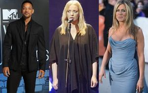 Will Smith, Kasia Nosowska, Jennifer Aniston