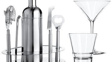 Alkohol: jak wyposażyć domowy barek