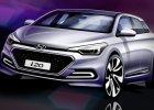 Hyundai i20 | Pokazali pierwsze szkice
