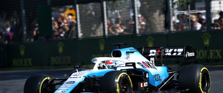 F1. Williams w pit-stopie gorszy tylko od Red Bulla
