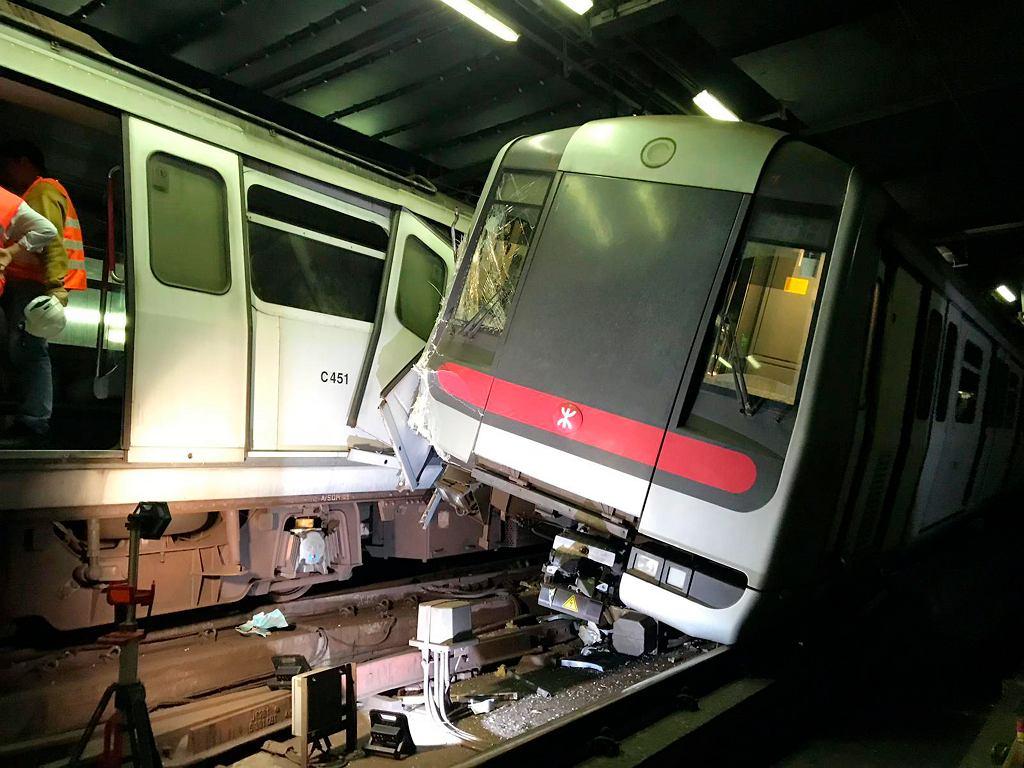 Hong Kong Train