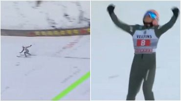 Rekord skoczni w Ga-Pa pobity przez Dawida Kubackiego w drugiej serii