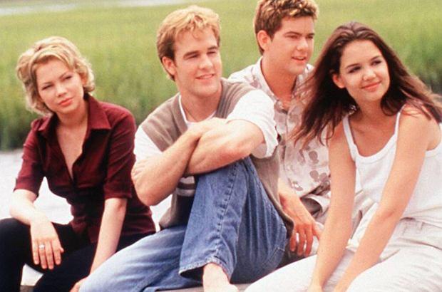 """Pamiętacie Dawsona z """"Jeziora marzeń""""? Dziś jest tatą pięciorga dzieci i radzi, jak rozmawiać z córkami o menstruacji"""