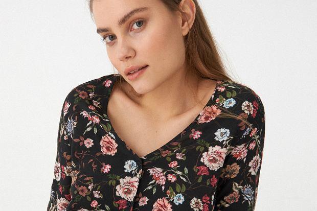 187f0fa882f78 House na wiosnę: wybieramy najładniejsze sukienki, bluzki, spódnice i inne  ubrania!